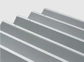 ガルバニウム鋼板の屋根